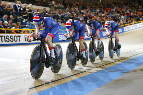 Netherlands Track Cycling World Championships