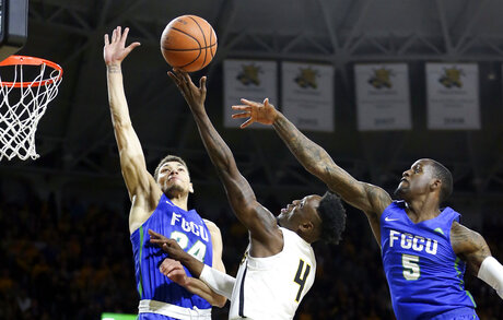 Florida Gulf Coast Wichita St Basketball