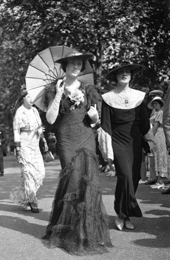England Garden Party Fashion