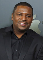 """FILE - Mekhi Phifer attendS the premiere of """"Truth Be Told"""" on Nov. 11, 2019, in Beverly Hills, Calif. (Photo by Willy Sanjuan/Invision/AP, File)"""