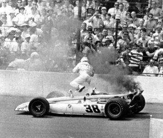 Indy 500 1969 Countdown Race 53 Auto Racing