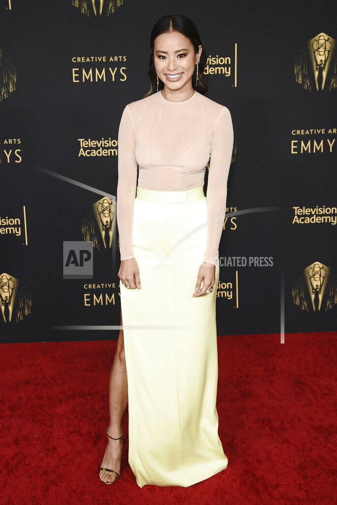 2021 Creative Arts Emmy Awards - Media Center - Day Two, Show Tw