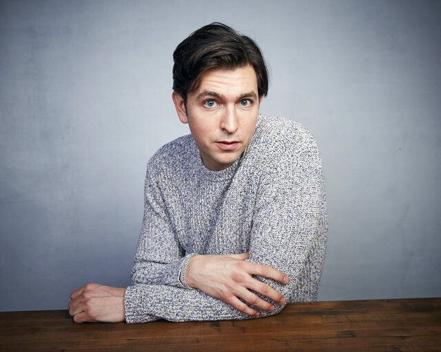 FILE - Nicholas Braun poses for a portrait to promote the film