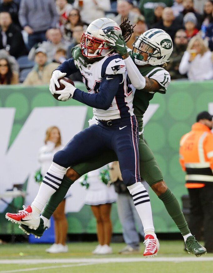 New England Patriots at New York Jets 11/25/2018