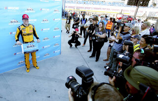 NASCAR Las Vegas Auto Race