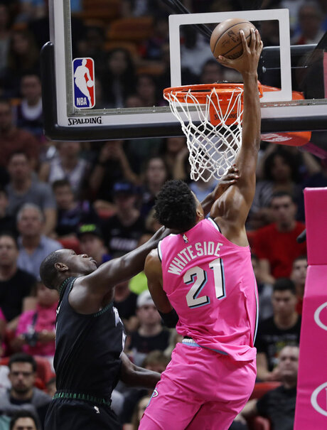 Hassan Whiteside, Gorgui Dieng
