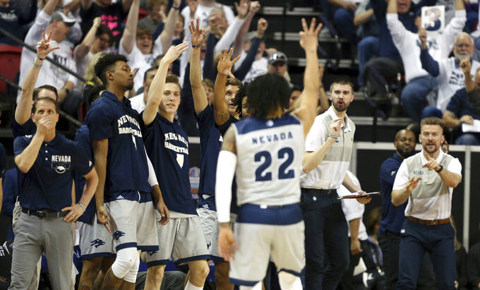 No. 14 Nevada rallies to beat Boise State in MWC quarters