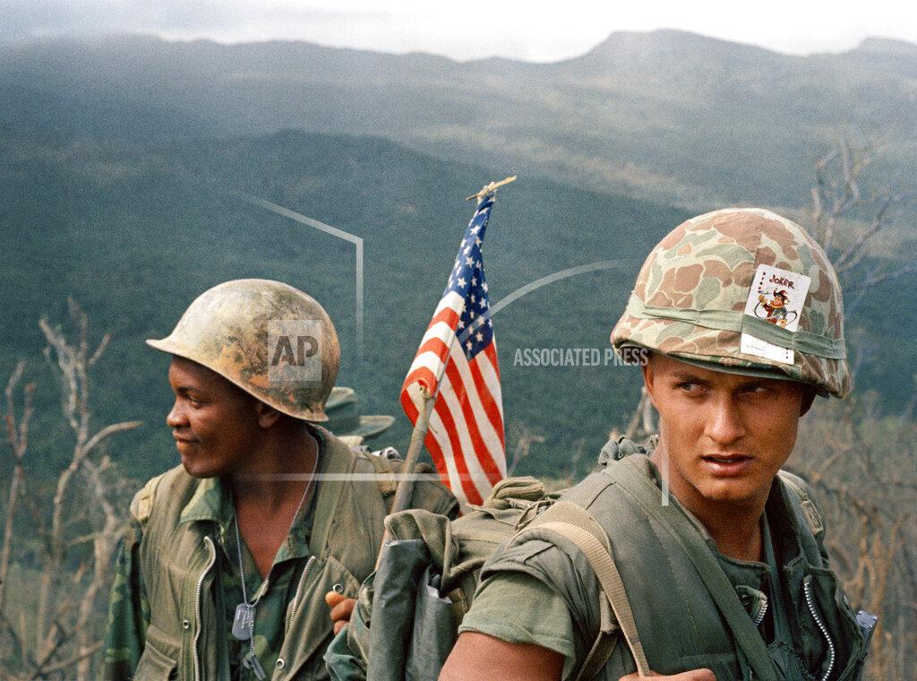 Watchf AP I   VNM APHS399292 Vietnam War US Troops