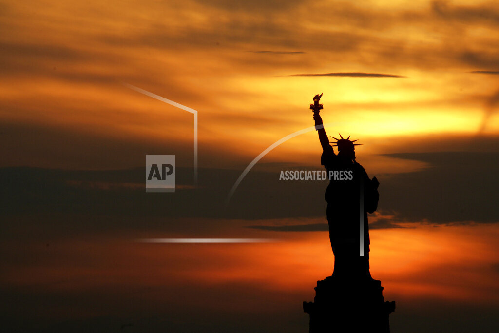 Immigration Statue of Liberty Photo Gallery