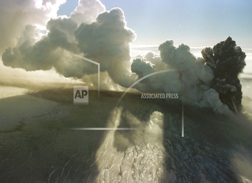 AP I ISL HOE104 ICELAND VOLCANO COMMITTED