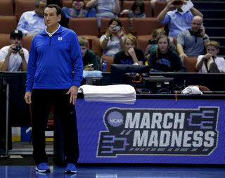 Duke Oregon Basketball