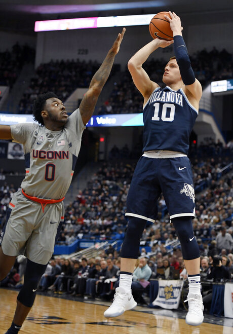 Donte DiVincenzo, Antwoine Anderson