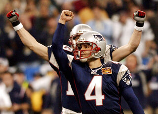 Countdown to 50 Super Bowl 38 Football