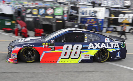 NASCAR Chevys Struggles Auto Racing