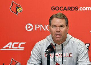 Louisville-Petrino Fired