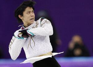 Pyeongchang Olympics Figure Skating Men