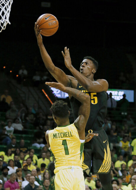 Kavell Bigby-Williams, Wendell Mitchell