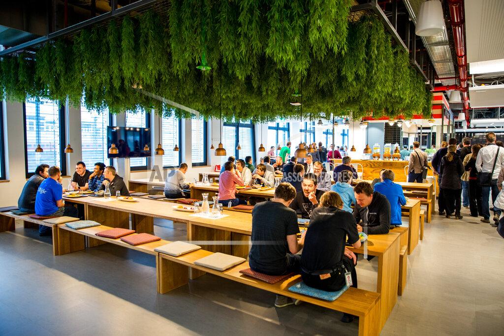 Opening of the new Google development center in Munich