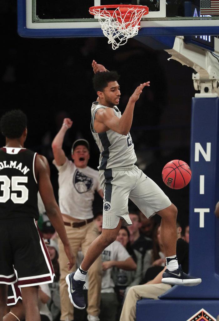 NIT Mississippi St Penn St Basketball