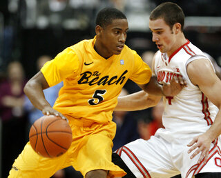 Mike Caffey, Aaron Craft