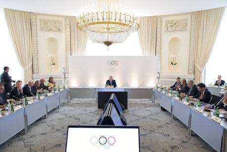 Switzerland Olympic Summit