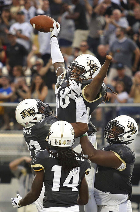 Austin Peay at UCF Football