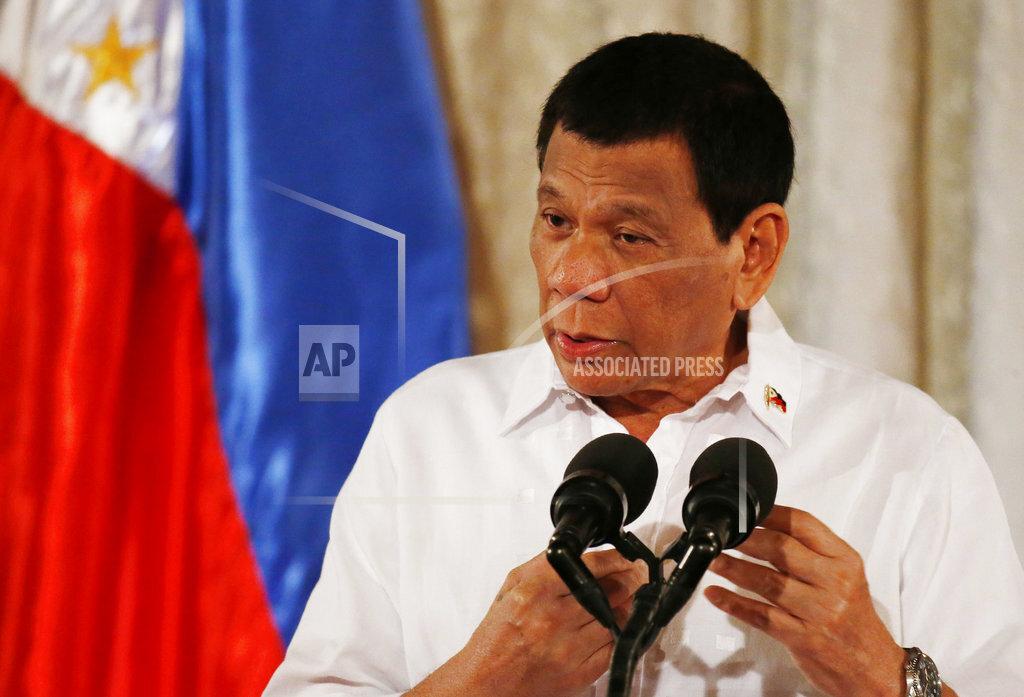Philippines Duterte's Health