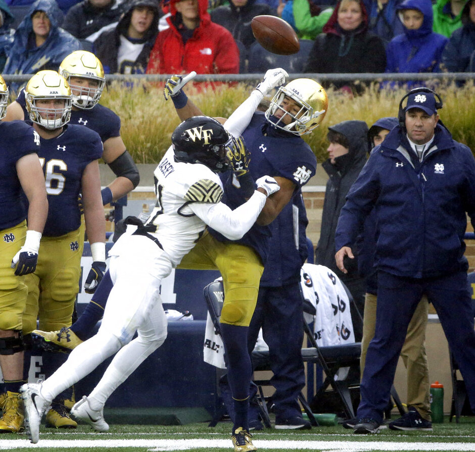 Equanimeous St. Brown, Essang Bassey