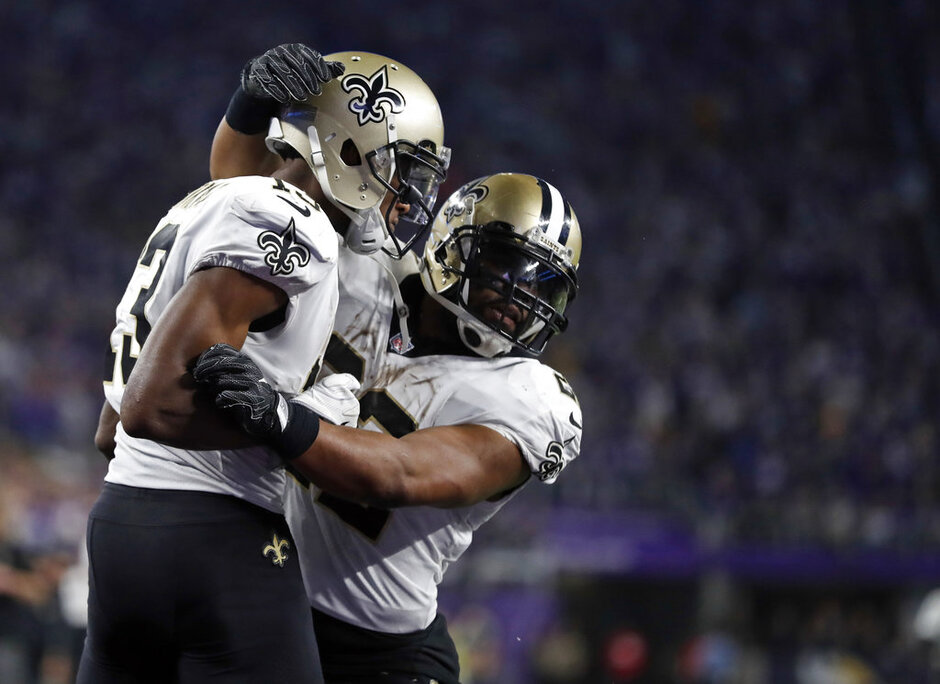 Mark Ingram, Michael Thomas