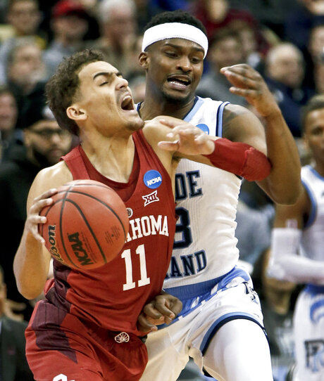Trae Young, Stanford Robinson