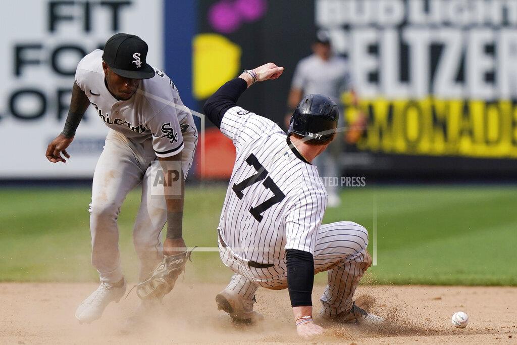 White Sox Yankees Baseball