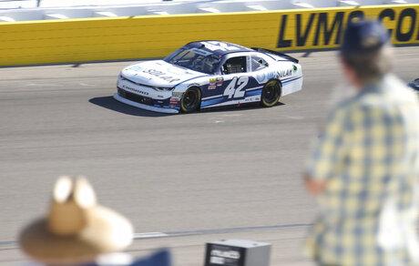 NASCAR-Xfinity-Las Vegas Auto Racing
