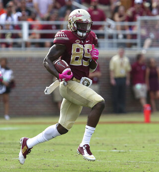 Florida State Inexperienced Receivers Football