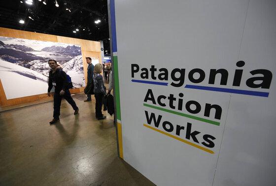 Patagonia, Outdoor Retailer Show