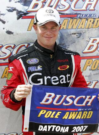 NASCAR Leffler Killed Auto Racing