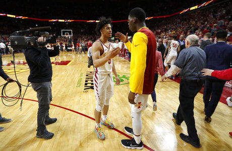 Lindell Wigginton, Terrence Lewis
