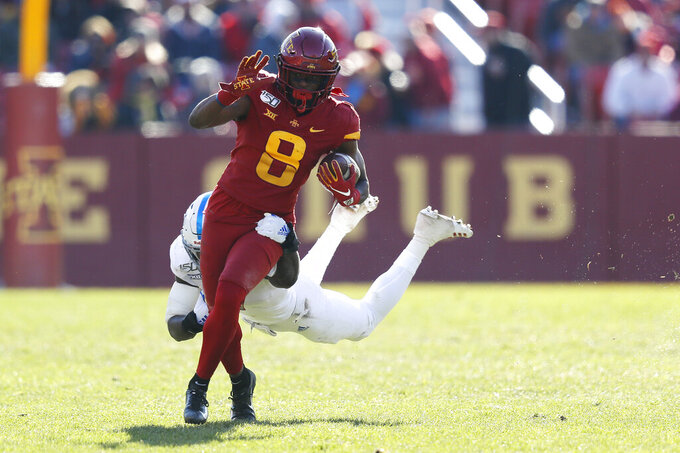 Iowa State-Kansas State to help decide Big 12 bowl order
