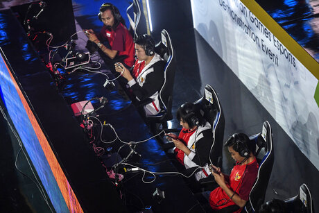 Indonesia Asian Games Esport