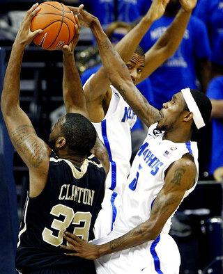 UCF Memphis Basketball