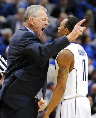 Jim Calhoun, Ryan Boatright