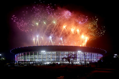 Indonesia Asian Games Closing Ceremony