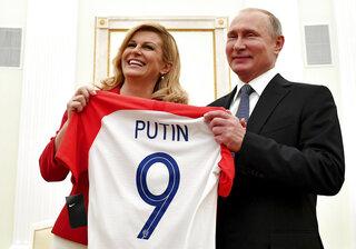 APTOPIX Russia Croatia Soccer WCup
