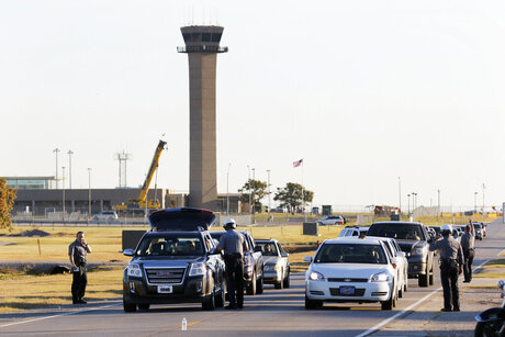 Airport Shooting-Oklahoma City