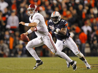 Alabama McCarron Finale Football