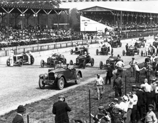 Indy 500 1919 Countdown Race 7 Auto Racing
