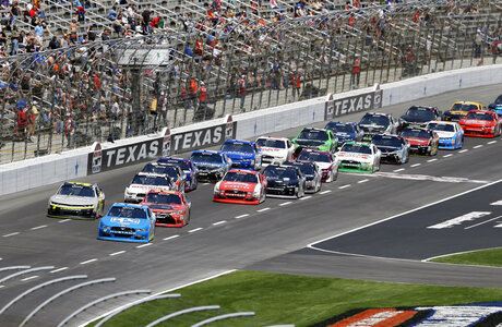 Xfinity Texas Auto Racing