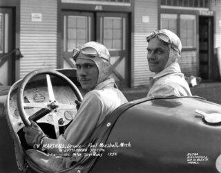 Indy 500 1930 Countdown Race 18 Auto Racing