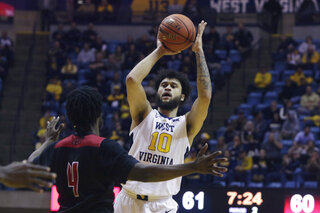 Jacksonville St West Virginia Basketball