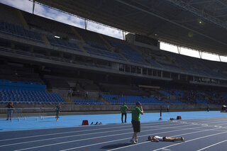 Brazil OLY Athletics