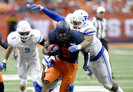 CCSU Syracuse Football